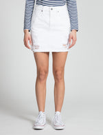 Prps - The Denim Mini - Skirts & Shorts - Prps