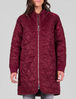 Prps - Quilted Long Coat - Jacket - Prps