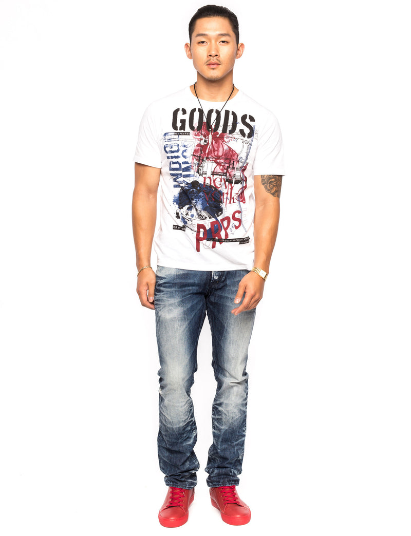 Prps | Indigo Kings Tee - Tee