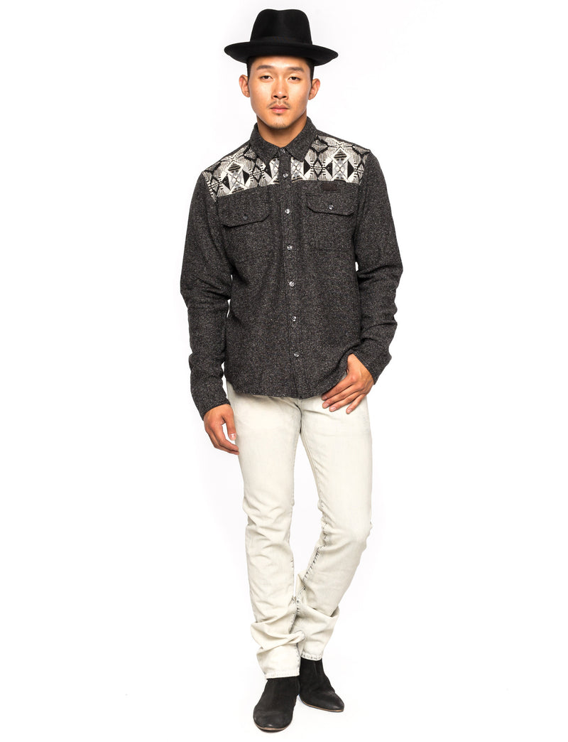 Prps - Button Down Flannel - Shirt