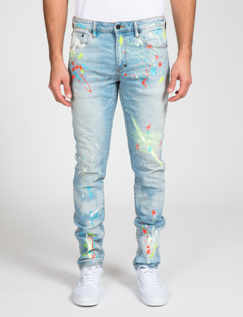 Prps - Windsor - Light Blue Painted - Jeans - Prps