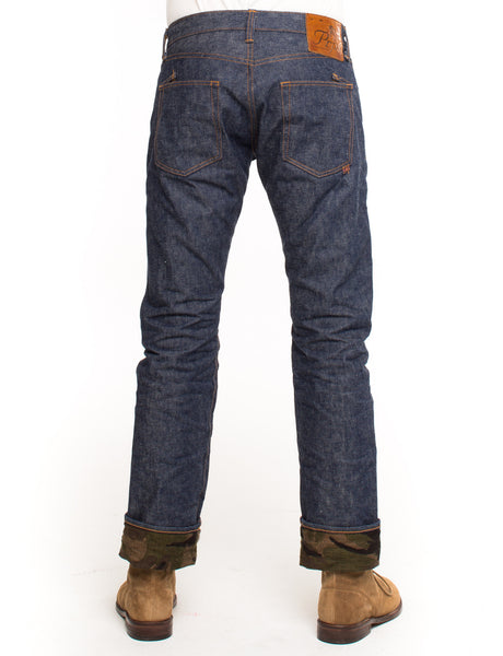 Demon - Selvedge Raw Wash - Jeans - Prps