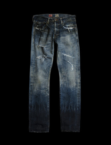 Demon - Selvedge Viper
