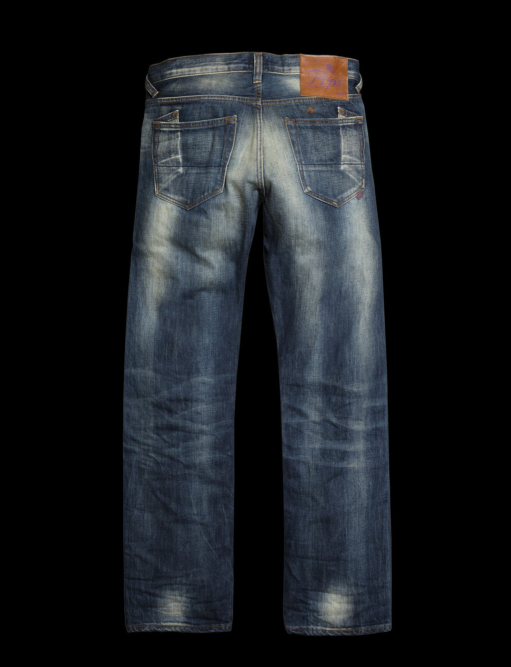 Prps - Barracuda - Selvedge Bailey - Jeans - Prps