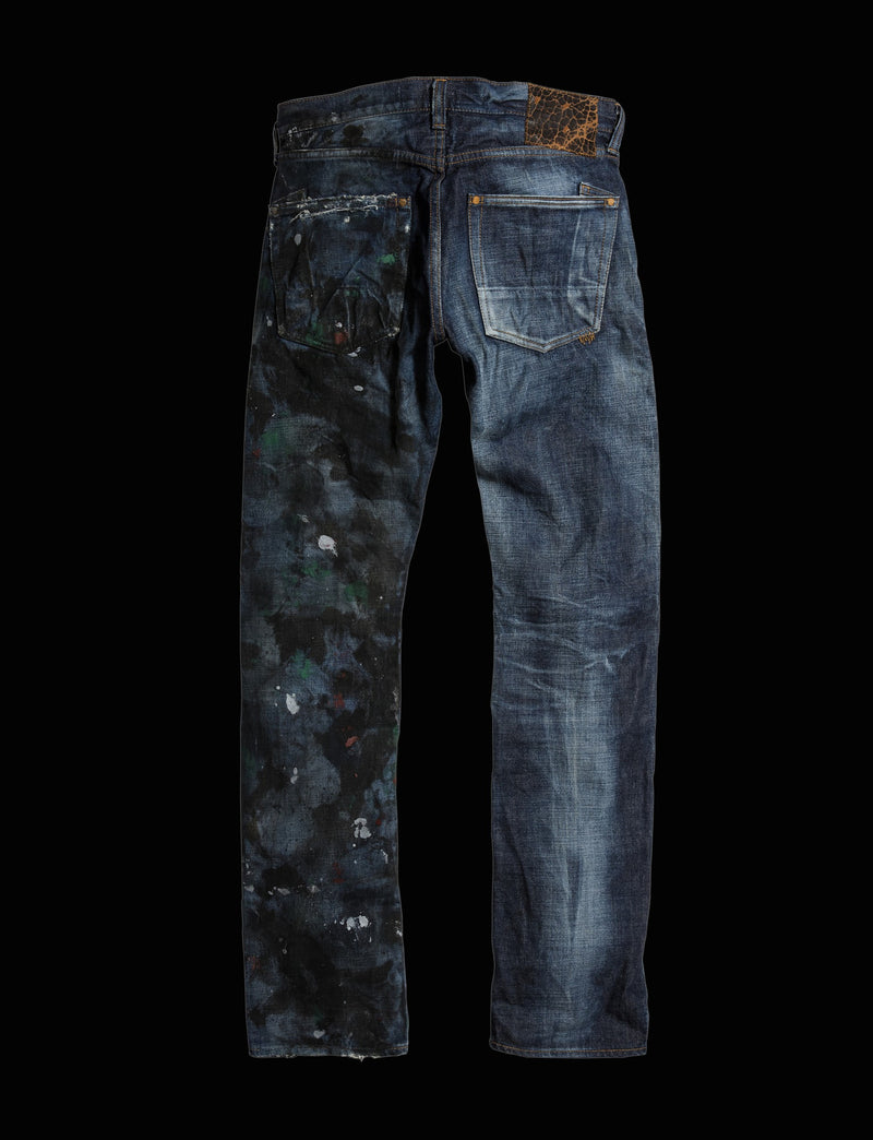 Demon - Selvedge Polaris - Prps