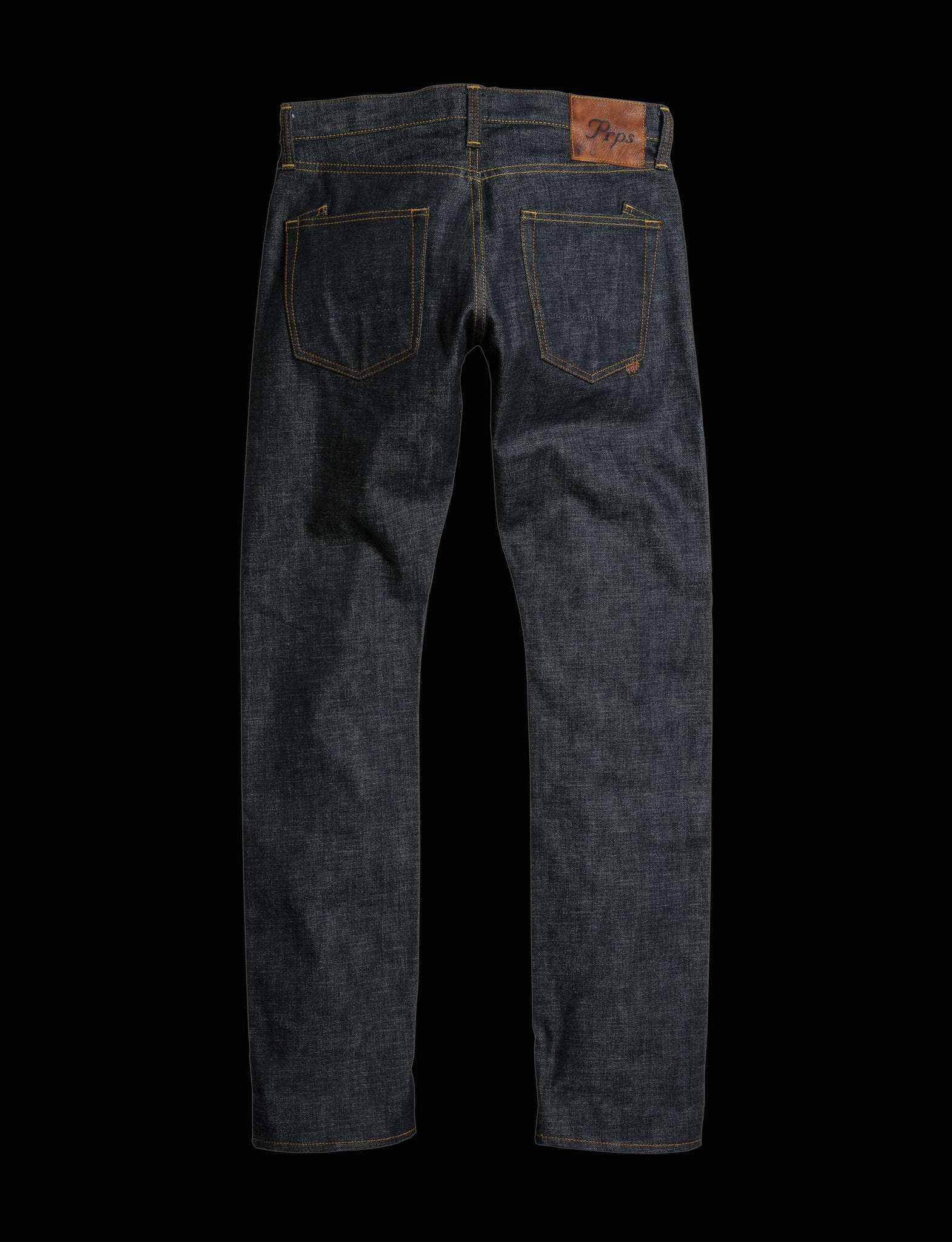 Demon - Selvedge Raw