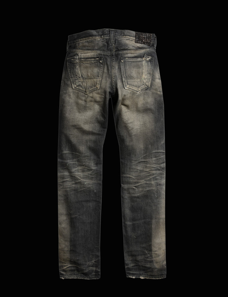 Demon - Selvedge Feature - Prps