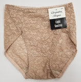 Vintage Lace Light Control HiCut Brief (3 Pack)