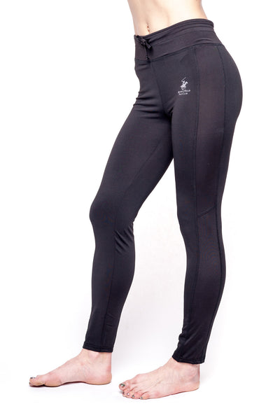 Beverly Hills Polo Club Women's Workout and Yoga Pants BHP-226