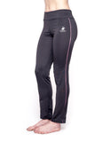 Beverly Hills Polo Club Women's Athletic Workout and Yoga Pant BHP-237