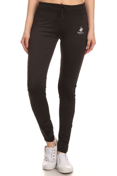 Beverly Hills Polo Club Women's Slim Leg Joggers BHP-204