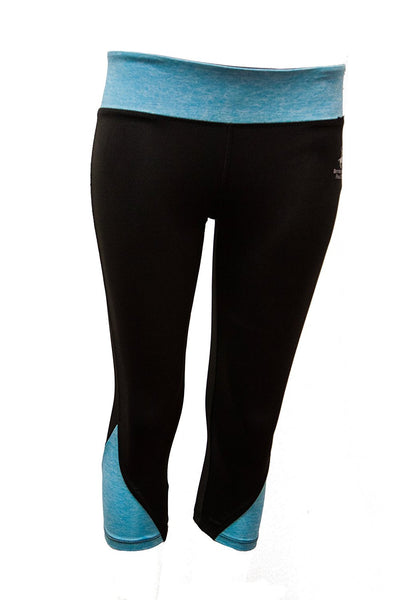 Beverly Hills Polo Club Women's Workout Capri Leggings BHP-231