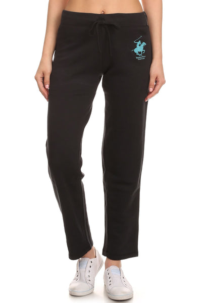 Beverly Hills Polo Club Women's Workout Sweatpants BHP-418