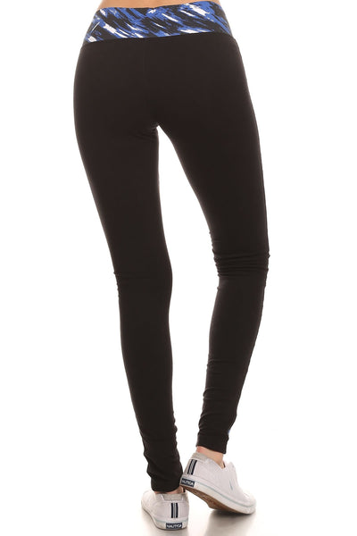 Beverly Hills Polo Club Women's Workout Leggings BHP-816