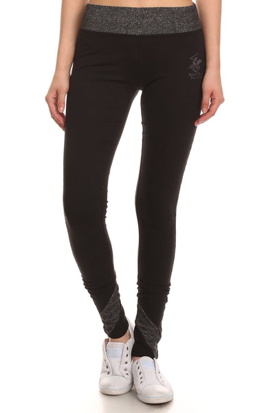 Beverly Hills Polo Club Women's Workout Leggings BHP-817