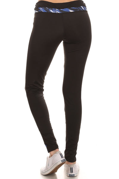 Beverly Hills Polo Club Women's Workout Leggings BHP-818