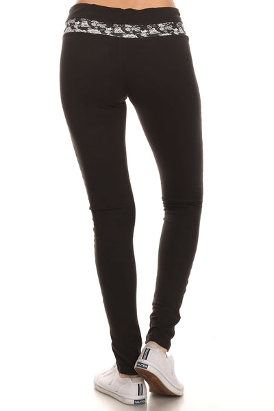 Beverly Hills Polo Club Women's Workout Leggings BHP-819