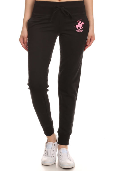 Beverly Hills Polo Club Women's Workout Sweatpant BHP-920