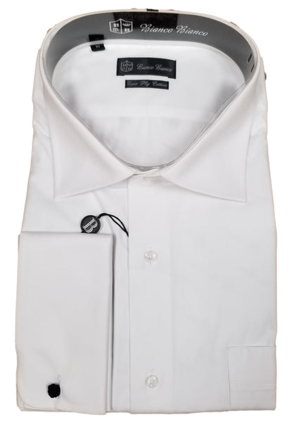 Bianco/Bianco Men's Dress Shirt Style - SP002