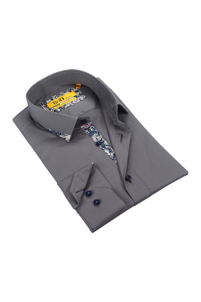 Brio Men's Dress Shirt Style - SBR110