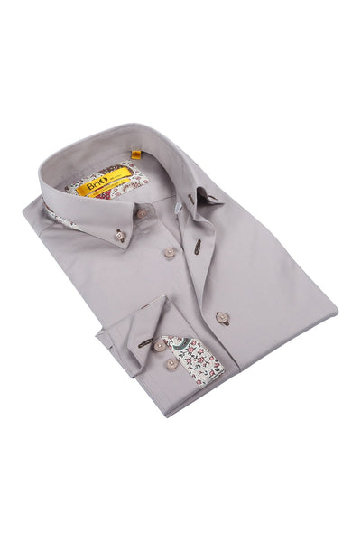 Brio Men's Dress Shirt Style - SBR-113