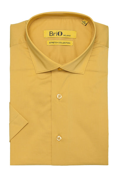 Brio Men's Dress Shirt Style - SLD107S