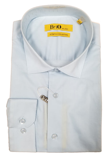 Brio Men's Dress Shirt Style - SDL-106