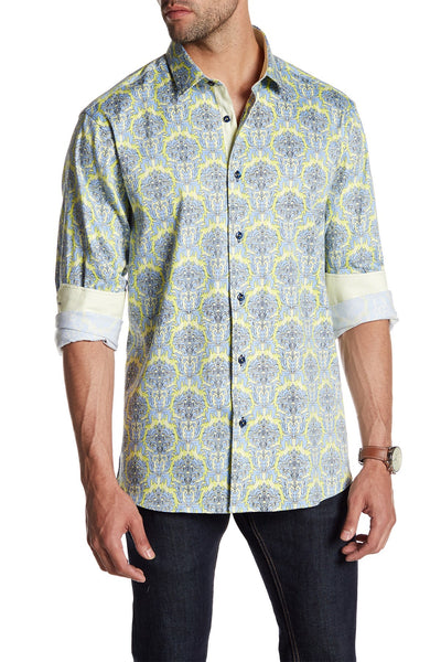 Coogi Men's Dress Shirt Style - CP-1619