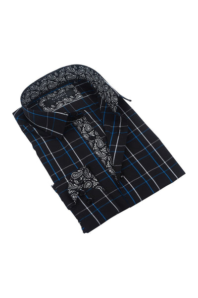 Coogi Men's Dress Shirt Style - SCO-139