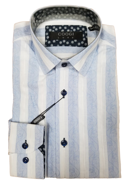 Coogi Men's Dress Shirt Style - SCO-122