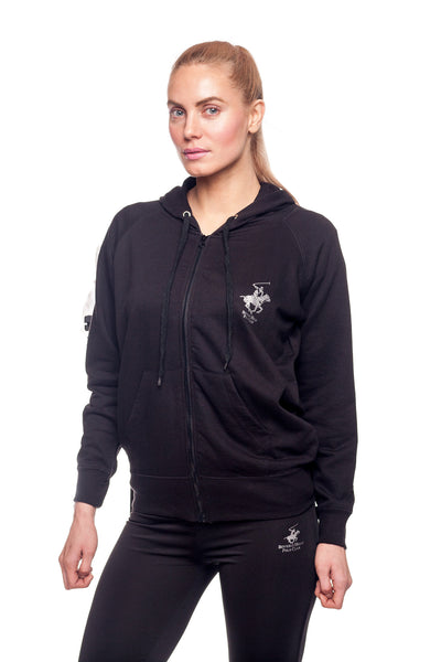Beverly Hills Polo Club Women's Athletic Sweatshirt BHP-603