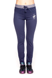 Beverly Hills Polo Club Women's Open Bottom Comfy Sweatpant BHP-608LT