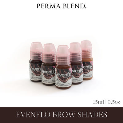 Evenflo Colours | Brow Shades