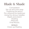 Blade & Shade Video Tutorial