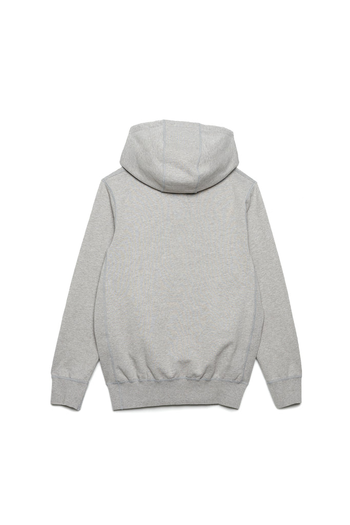 P501 REGULAR FIT HOODIE - After the Fire Grey
