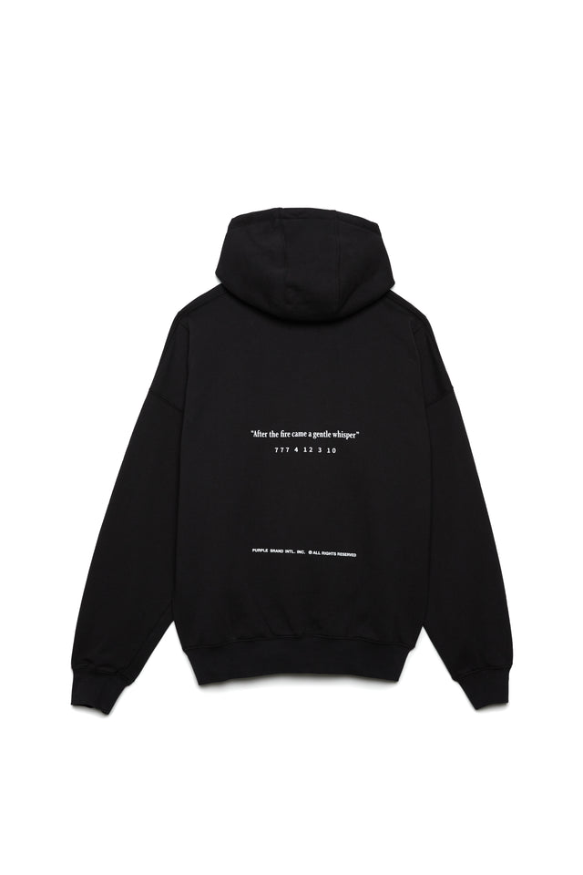 P401 RELAXED OVERSIZED HOODIE - Eye