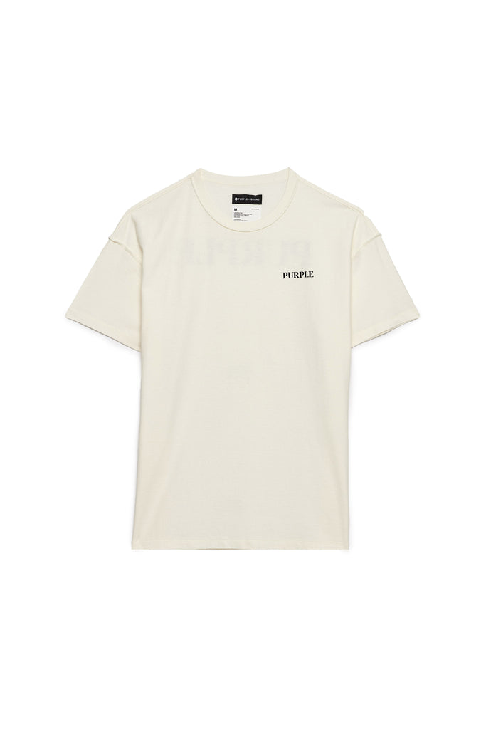P101 RELAXED FIT - New World - White T