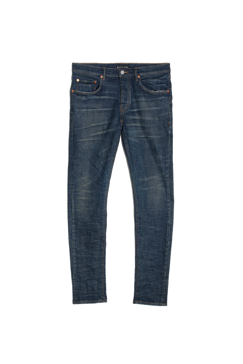 P001 LOW RISE WITH SLIM LEG - Vintage Venus Wash