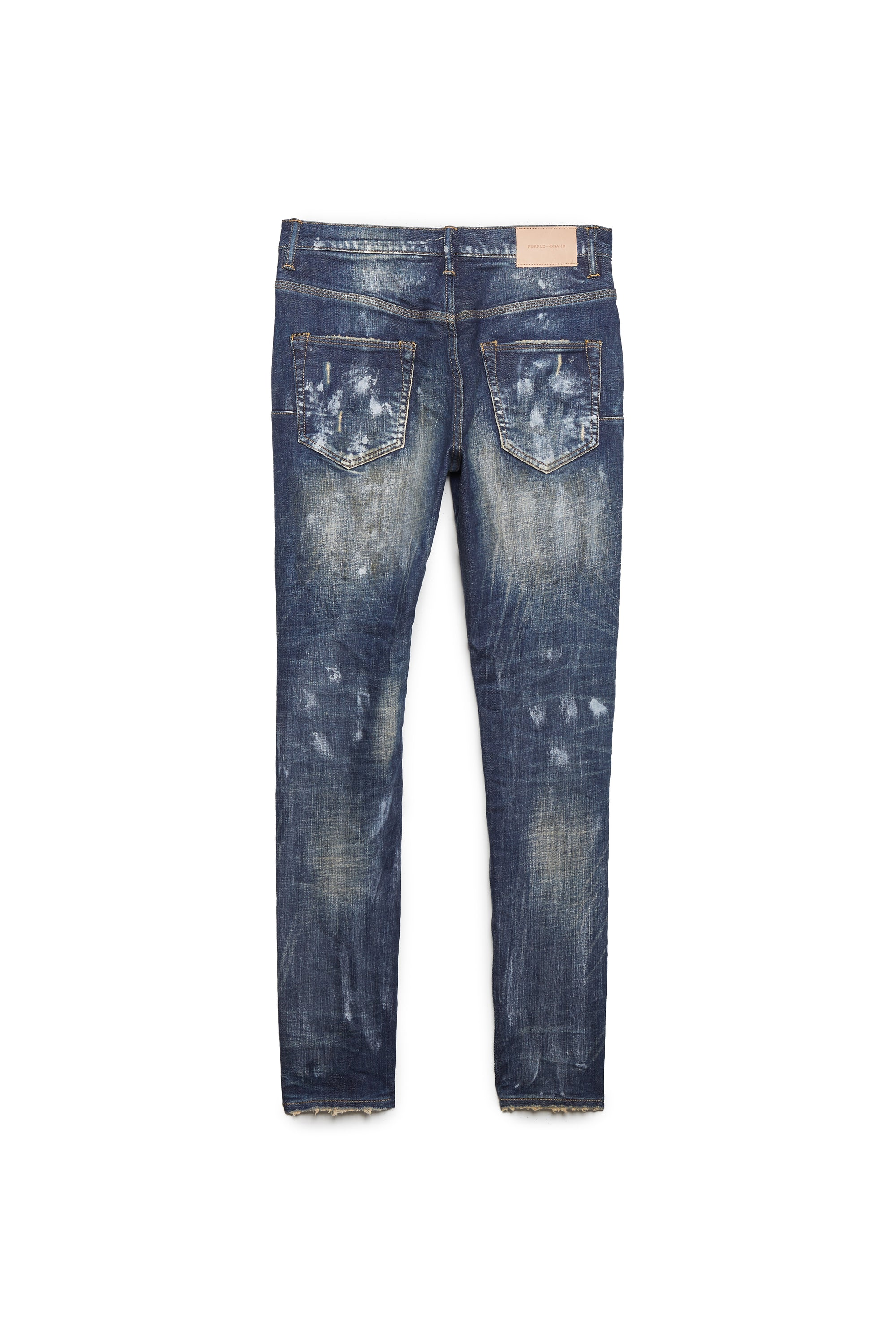 P002 MID RISE WITH TAPERED LEG - Vintage Dirty Wash