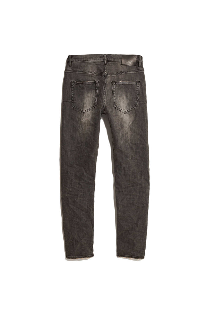 P005 MID RISE WITH STRAIGHT LEG - Grey Wash