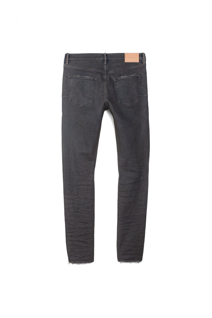 P001 LOW RISE WITH SLIM LEG - Dirty Wax Grey