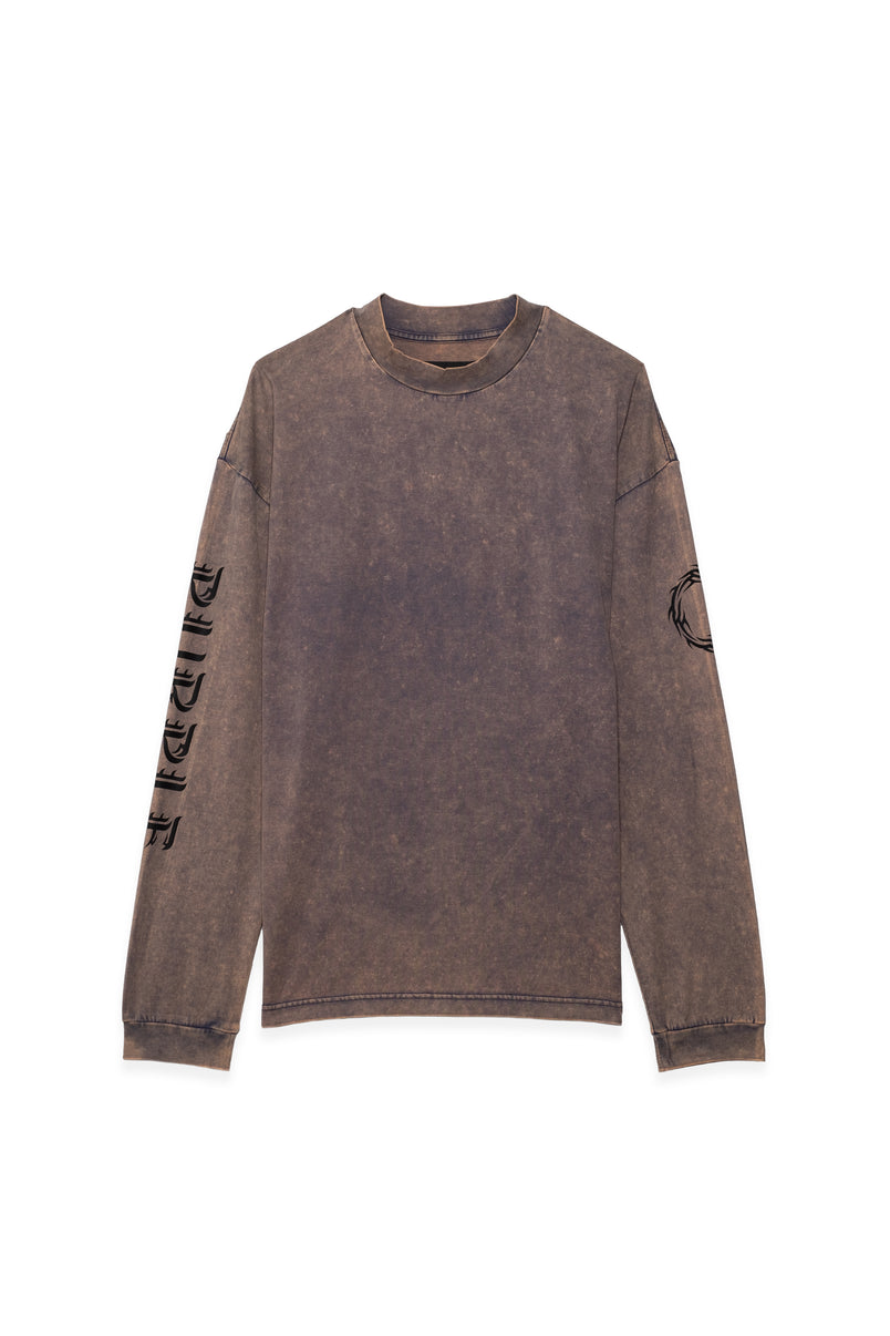 P201 - Navy Acid Wash
