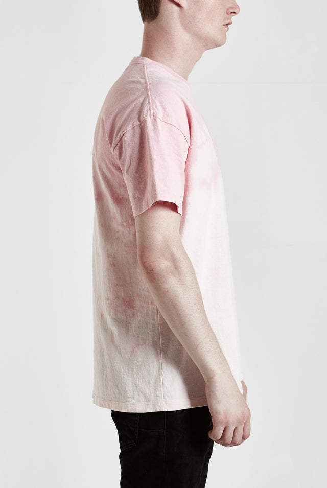 P101 RELAXED FIT - Bleached Pink