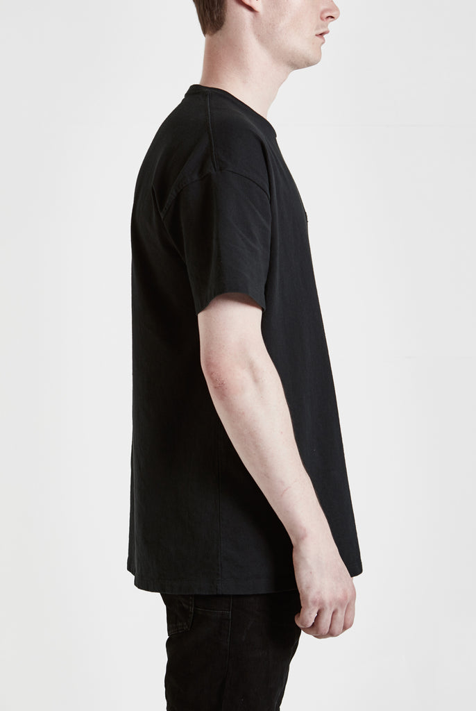 P101 RELAXED FIT - Black