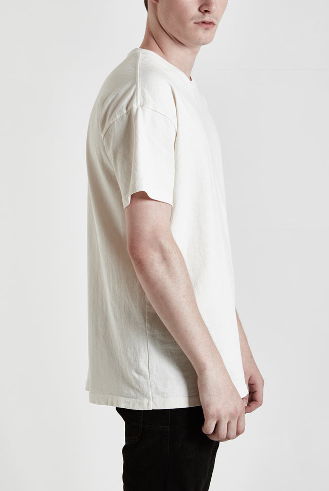 P101 RELAXED FIT - Off White
