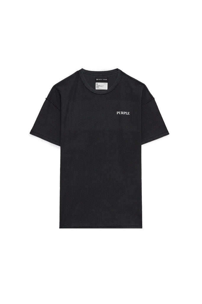 P101 RELAXED FIT - New World - Black T