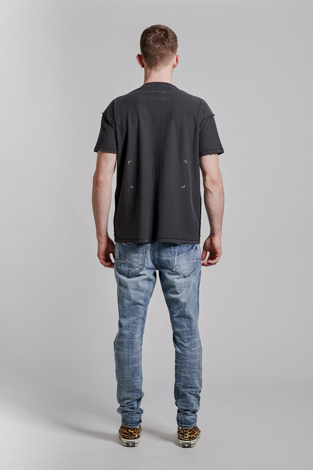 P101 RELAXED FIT - Orbit Black