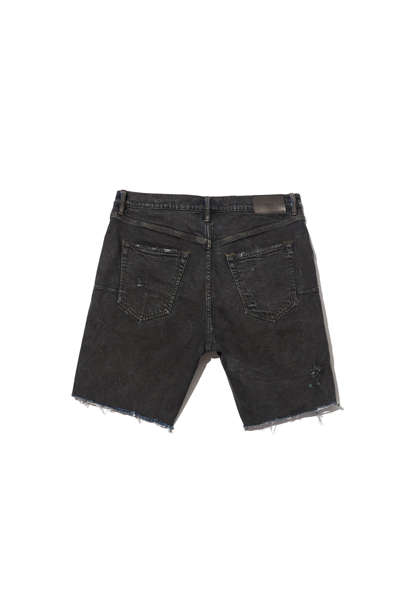 P020 MID RISE SHORT - Vintage Coated Repair