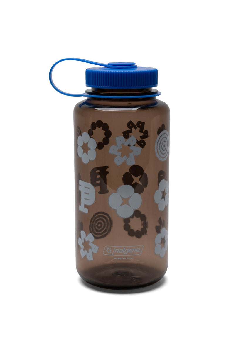 P904 - Grey Monogram Nalgene