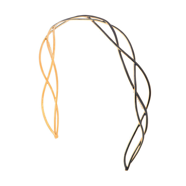 Urbanista Headband Black with Gold: New!